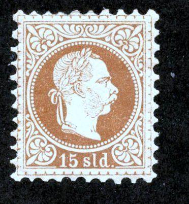 Austria-Lombardei 1881, ANK2016 # 5 IIa, MINT /LH 166429863