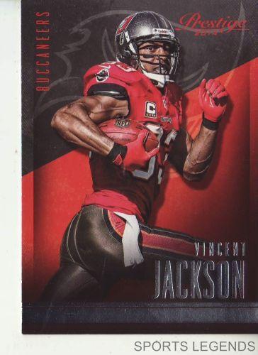 2014 Prestige #170 Vincent Jackson