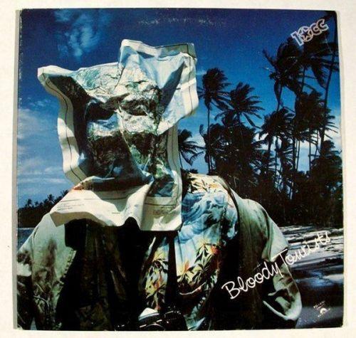 10CC ~ Bloody Tourists 1978 Rock LP