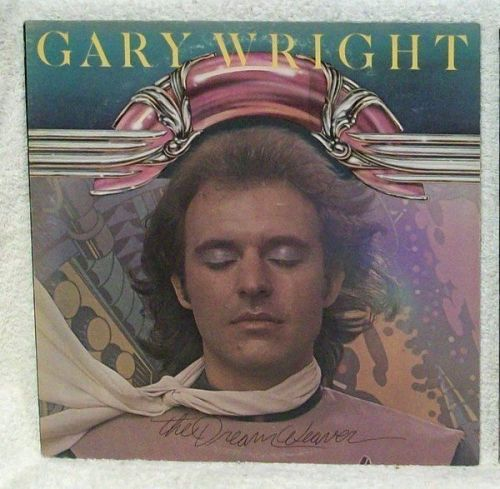 GARY WRIGHT ~ The Dream Weaver 1978 Rock LP