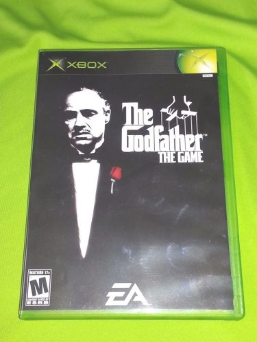 Godfather: The Game -- Limited Edition MICROSOFT XBOX TESTED AND WORKING