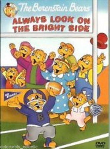 Berenstain Bears- Always Look on the Bright Side DVD 2006 NEW