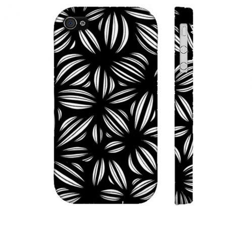 Ohrt Black White Iphone 4/4S Phone Case