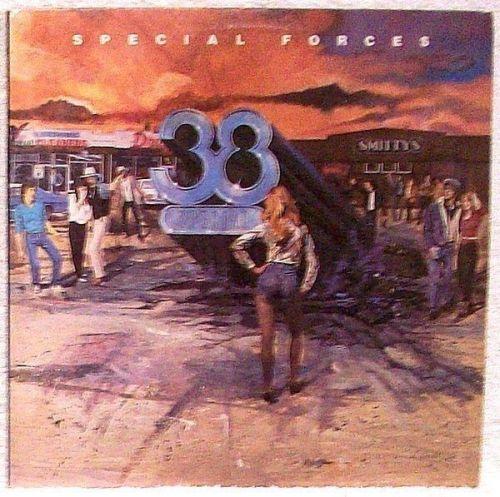 38 SPECIAL ~ Special Forces 1982 Rock LP