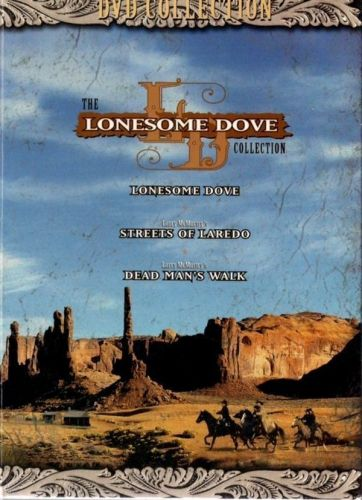LONESOME DOVE / Trilogy ~ with Dead Man's Walk & Streets of Laredo DVD Box