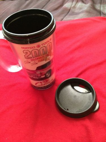 Rare! MATCO Tools 2000 Celebrate the Year Coffee Cup! Must See!