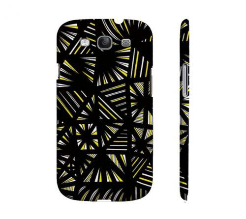 Roemhild Yellow Black Samsung Galaxy S3 Phone Case