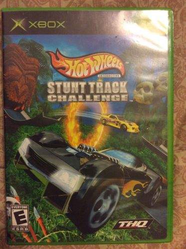Hot Wheels: Stunt Track Challenge Xbox Game