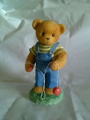 Cherished Teddies- Calvin