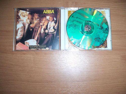 ABBA - ABBA CD Russian Edition, Rare, OOP