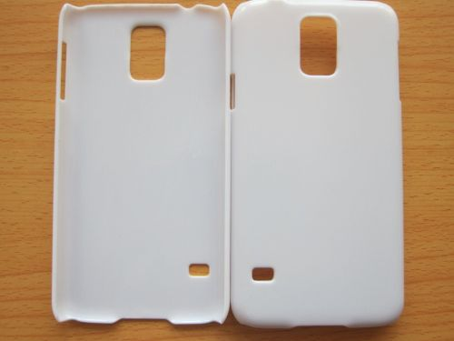 Samsung S5 S 5 Blank Cell Phone case with Coating for Eco-Solvent Printers (10)