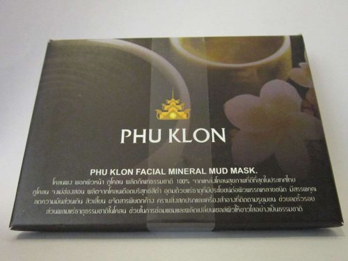 Mineral Mud Face Mask and Body Skin @ Home for Anti-Aging/Acne 10 gm x 3 sachets