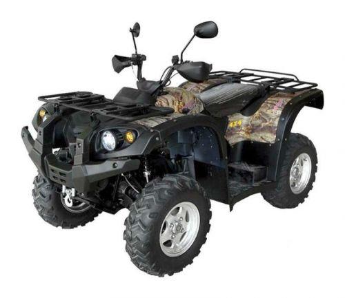 Hisun HS700 HS600 HS500 ATV Service Repair Workshop Manual CD - HS700ATV 700 500