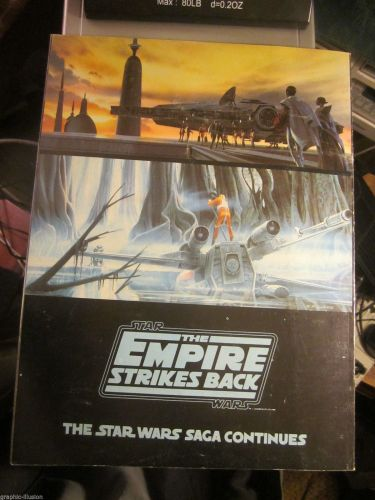 The Empire Strikes Back-Official Collectors Edition Magazine 1980 GreatShape 1st
