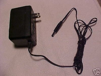 12v AC 12 volt 1.0A power supply = Homedics massage heat seat pad plug electric