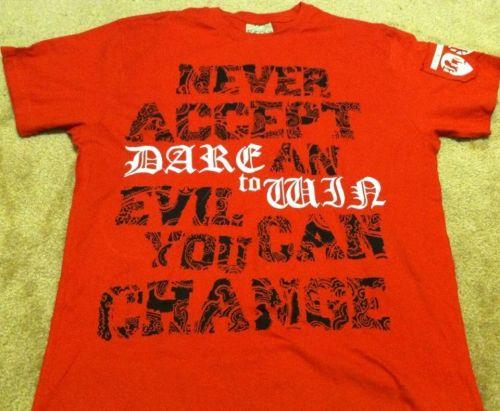 Blac Label Red Short Sleeve Cotton Shirt Boys Size XL