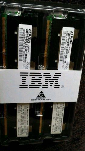 ELPIDA NEW 4GB PC2-5300F EBE21FD4AJFT-6E-E RAM MEMORY