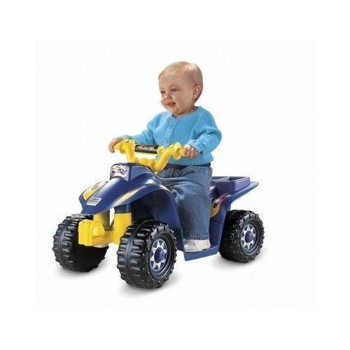 Kids Power Wheels Lil Quad