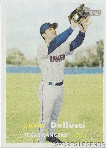 2006 Heritage #19 David Dellucci