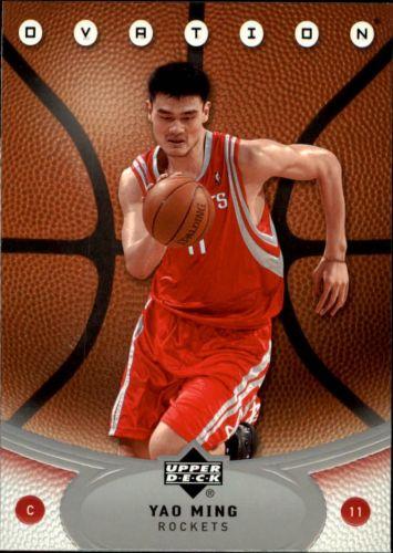 2006-07 Upper Deck Ovation #27 Yao Ming