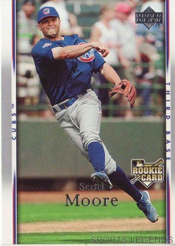 2007 Upper Deck #7 Scott Moore