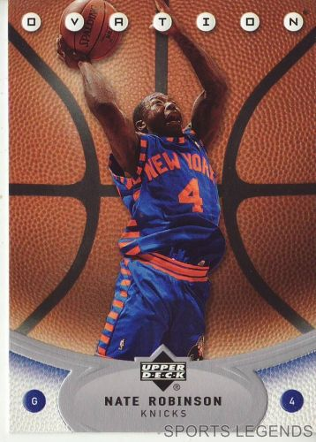 2006-07 Upper Deck Ovation #57 Nate Robinson