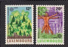 Luxembourg Europa 1986 mnh