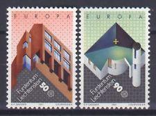 Liechtenstein Europa 1987 mnh
