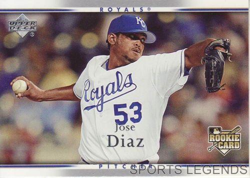 2007 Upper Deck #20 Jose Diaz