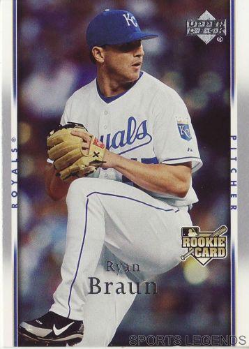 2007 Upper Deck #22 Ryan Braun