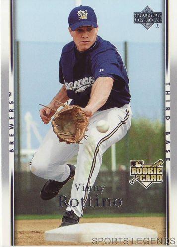 2007 Upper Deck #26 Vinny Rottino