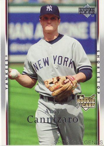 2007 Upper Deck #30 Andy Cannizaro
