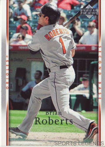 2007 Upper Deck #51 Brian Roberts