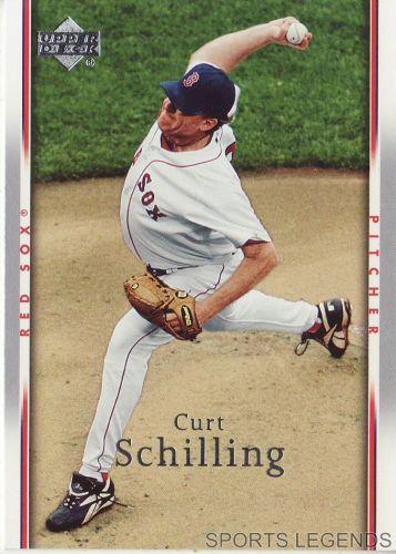 2007 Upper Deck #73 Curt Schilling