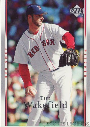 2007 Upper Deck #75 Tim Wakefield