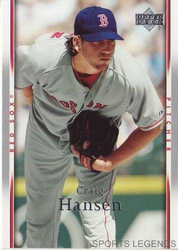 2007 Upper Deck #77 Craig Hansen