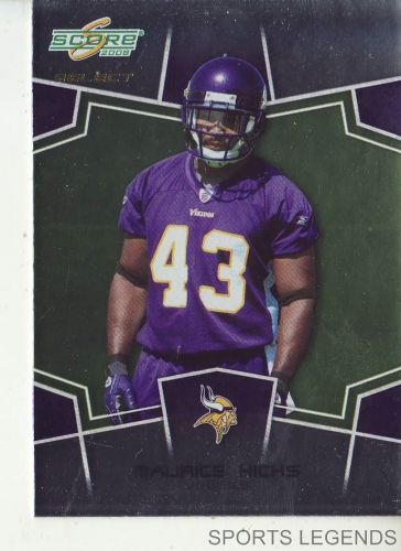 2008 Score Select #170 Maurice Hicks