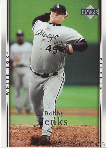 2007 Upper Deck #90 Bobby Jenks