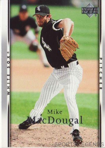 2007 Upper Deck #91 Mike MacDougal