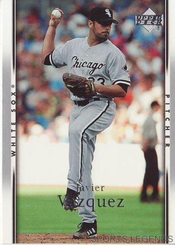 2007 Upper Deck #92 Javier Vazquez