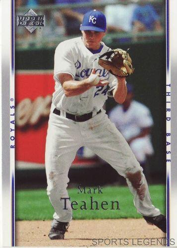 2007 Upper Deck #121 Mark Teahen
