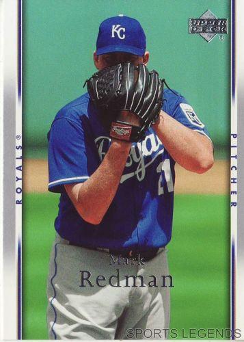 2007 Upper Deck #130 Mark Redman
