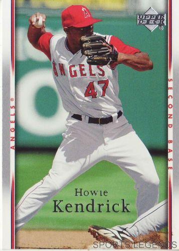 2007 Upper Deck #135 Howie Kendrick