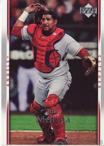 2007 Upper Deck #139 Jose Molina