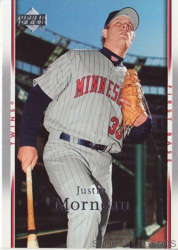 2007 Upper Deck #149 Justin Morneau
