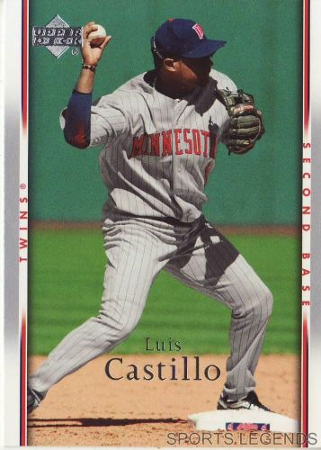 2007 Upper Deck #151 Luis Castillo