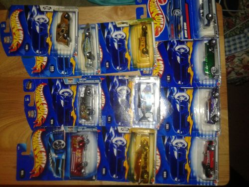 Hot Wheel lovers collectables