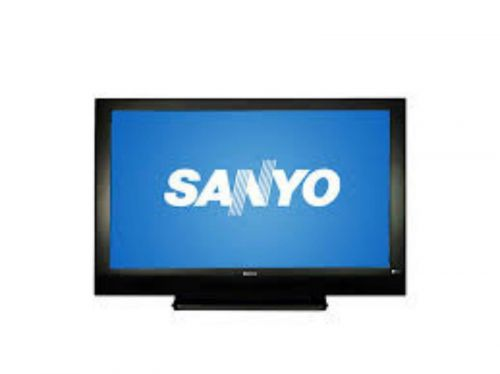 SANYO 32-inch LCD DP32D53 HDTV great office or bedroom unit