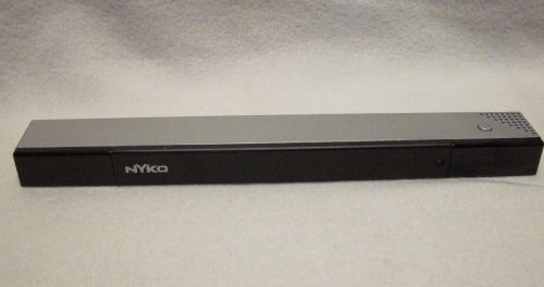 NYKO Wireless Sensor Bar Nintendo Wii 87005 E14 Gray/Black motion antenna remote