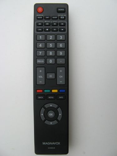 Magnavox NH402UD Remote Control 50ME313V F7 46ME313V F7 39ME413V F7 39ME313V F7